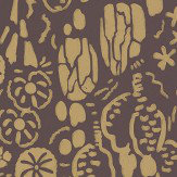 Farrow & Ball Atacama Brown Wallpaper