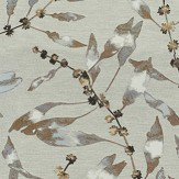 Harlequin Chaconia Brass / Ink Fabric