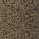 Harlequin Eminence Rich Bronze Wallpaper
