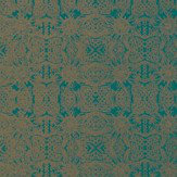 Harlequin Eminence Emerald & Champagne Wallpaper - Product code: 111740