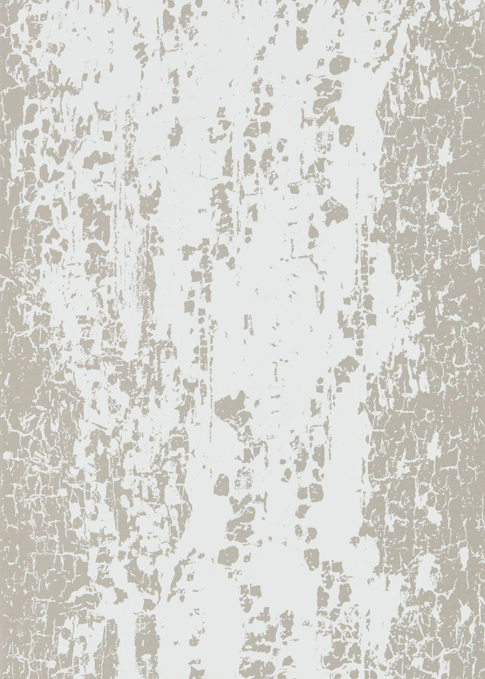 Eglomise Wallpaper - Ivory and Ice - by Harlequin