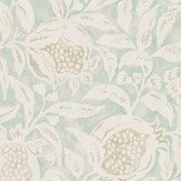 Sanderson Annandale Wedgwood / Linen Wallpaper - Product code: 216393