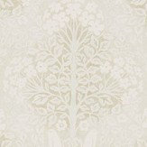 Sanderson Lerena Ivory Wallpaper - Product code: 216397