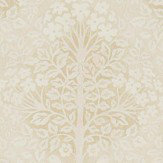 Sanderson Lerena Cream Wallpaper - Product code: 216398
