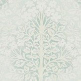 Sanderson Lerena Wedgwood Wallpaper - Product code: 216399