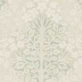 Sanderson Lerena Willow Wallpaper - Product code: 216400