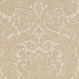 Sanderson Courtney Gold Wallpaper - Product code: 216407