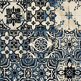 Jean Paul Gaultier Porto Blue Wallpaper - Product code: 3304/01