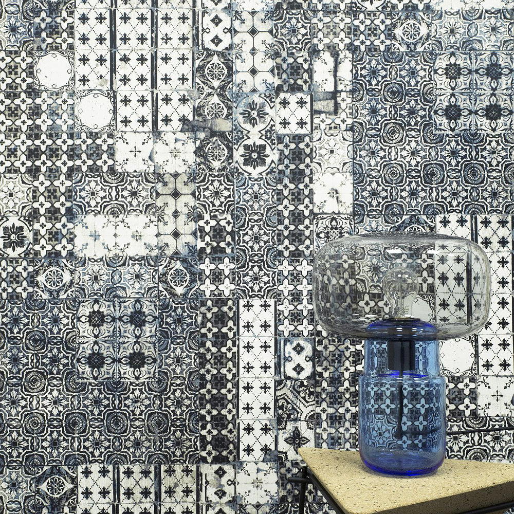 Jean Paul Gaultier Porto Blue Wallpaper - Product code: 3304/01