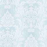 Holden Decor Dana Pale Blue Wallpaper