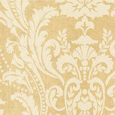 Holden Decor Dana Soft Gold Wallpaper