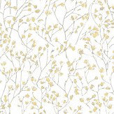 Casadeco Graminées Cream / Gold Wallpaper - Product code: MAA 8053 21 26