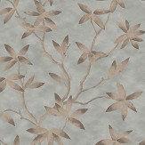 SketchTwenty 3 Acer Blue / Copper Wallpaper