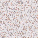 Casadeco Graminées Lilac and Bronze Wallpaper - Product code: MAA 8053 51 14
