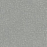 Casadeco Mosaic Mid Grey and Gold Wallpaper