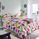 Scion Fritilla Double Duvet  Flamingo Duvet Cover