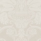 Casadeco Damask Pale Gold Wallpaper