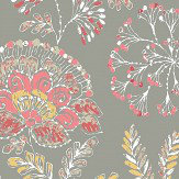 Albany Tropez Floral Squirrel Wallpaper - Product code: 24108