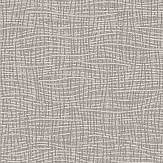 SketchTwenty 3 Small String Taupe Wallpaper