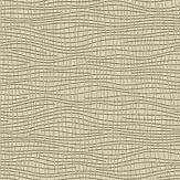 SketchTwenty 3 Small String Gold Wallpaper