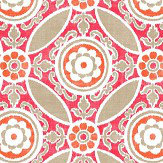 Albany Amalfi Hot Pink Wallpaper