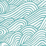 Albany Mare Aqua Wallpaper - Product code: 24129
