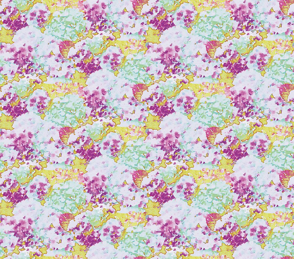 Aire Wilworth Lime Green / Pink Wallpaper - Product code: 2016-100-04