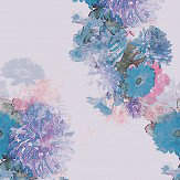 Aire Highgarth Pink / Lavender Wallpaper