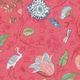 Eijffinger Spring to Life Red / Pink Wallpaper - Product code: 375004
