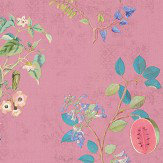 Eijffinger Cherry Pip Pink Wallpaper - Product code: 375023