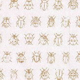 Eijffinger Lady Bug Off White Wallpaper - Product code: 375030