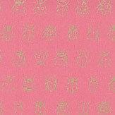 Eijffinger Lady Bug Old Rose Wallpaper - Product code: 375034