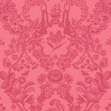 Eijffinger Lacy Dutch Pink / Red Wallpaper - Product code: 375044