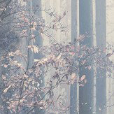 Albany Misty Wood Pink and Grey Wallpaper