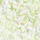 Aire Mortlake Green / Pink Wallpaper