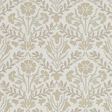 Morris Bellflower Linen / Cream Wallpaper - Product code: 216437