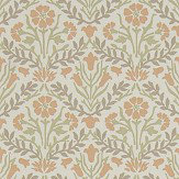 Morris Bellflower Saffron / Olive Wallpaper - Product code: 216438