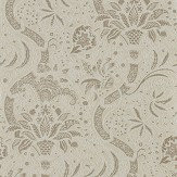 Morris Indian Stone / Linen beaded Wallpaper - Product code: 216443