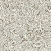 Morris Indian Grey / Pewter Wallpaper - Product code: 216444