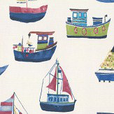 Prestigious Boat Club Cobalt Fabric - Product code: 5034/715