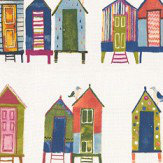 Prestigious Beach Hut Neopolitan Fabric - Product code: 5035/233