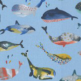 Prestigious Whale Watching Pacific Fabric - Product code: 5036/701