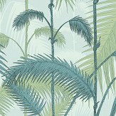 Cole & Son Palm Jungle Seafoam Wallpaper