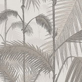 Cole & Son Palm Jungle Stone and Taupe Wallpaper