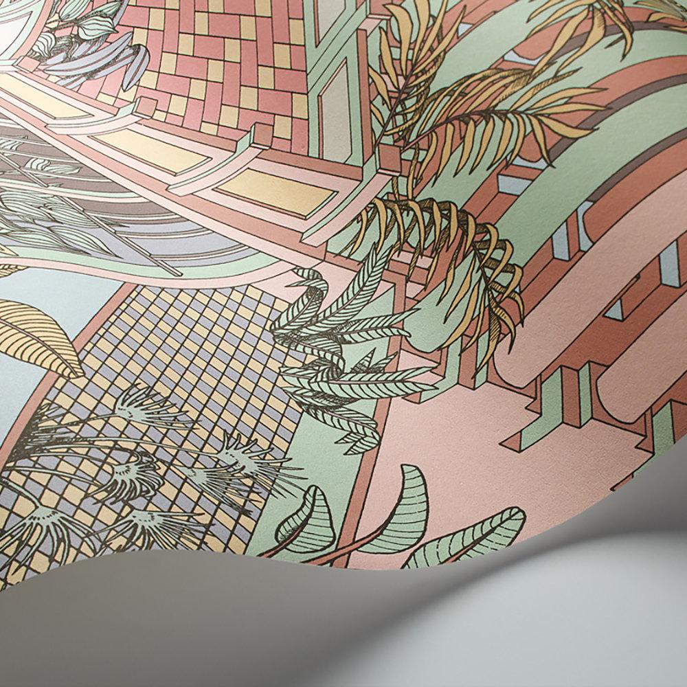 Cole & Son Miami Pastel Wallpaper - Product code: 112/6023