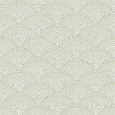 Cole & Son Feather Fan Old Olive Wallpaper - Product code: 112/10037