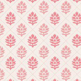 Nina Campbell Camille Coral  / Pink Wallpaper - Product code: NCW4303/05