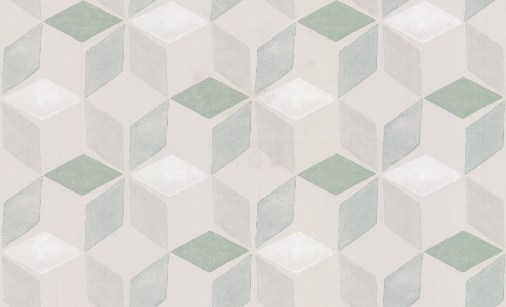 Brewers Illusion Green Wallpaper - Product code: 570104