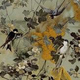 Jean Paul Gaultier Hirondelles Automne Wallpaper