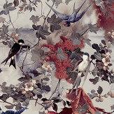 Jean Paul Gaultier Hirondelles Hiver Wallpaper
